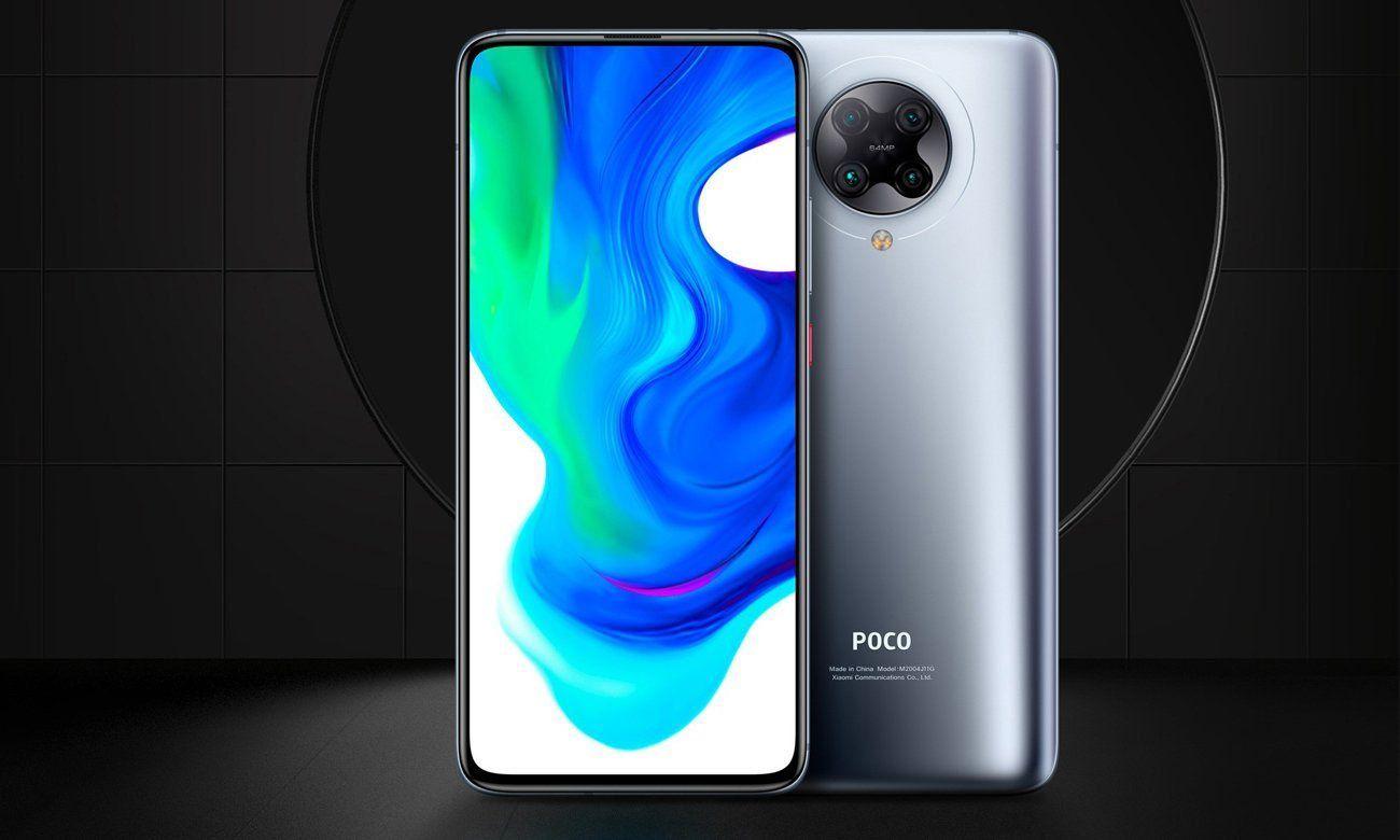 Smartfon Xiaomi POCO F2 Pro 5G 128GB Dual SIM Szary