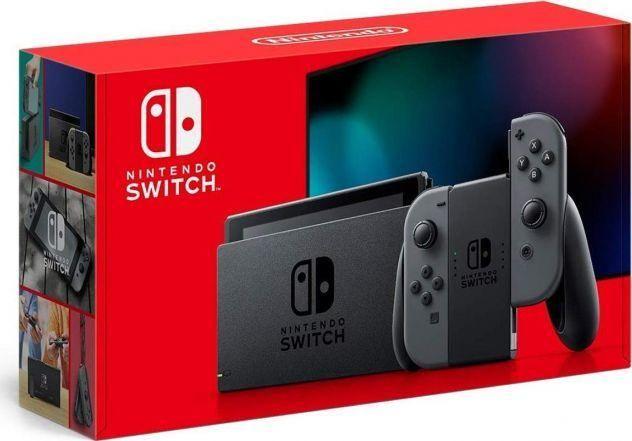 Nintendo Switch V2 + Joy-Con Szary @morele.net