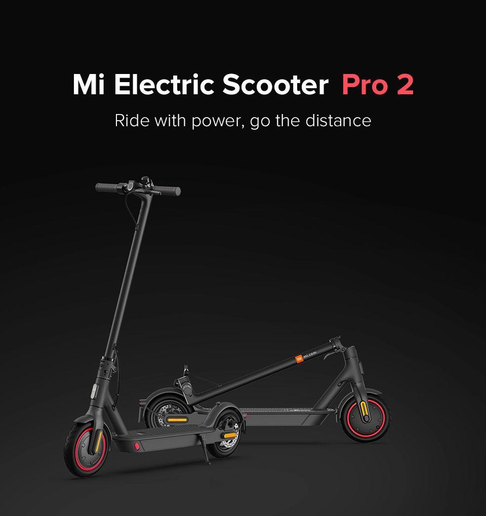 Hulajnoga Xiaomi Mi Electric Scooter Pro2 Z Hiszpanii