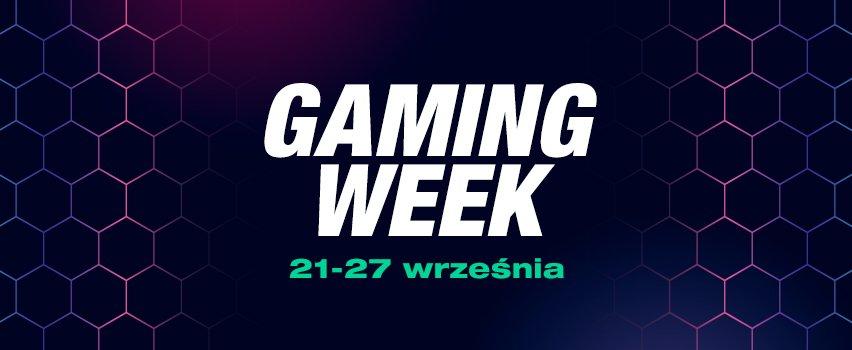 Kilkanaście produktów z oferty Gaming Week w Proshop.pl (podzespoły komputerowe, akcesoria, monitory, VR))