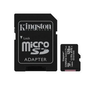 Kingston microSD Canvas Select 128GB 100MB/S