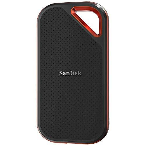 Dysk zewnętrzny SSD NVMe SanDisk Extreme PRO 500GB odczyt do 1050MB/s