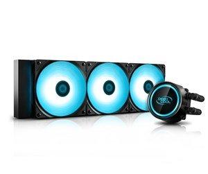 DeepCool GAMMAXX L360 V2 RGB Chłodzenie CPU - Chłodzenie wodne - Max 30 dBA