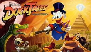 DuckTales: Remastered za 14,50 zł i RDS - The Official Drift Videogame za 35,74 zł @ Steam