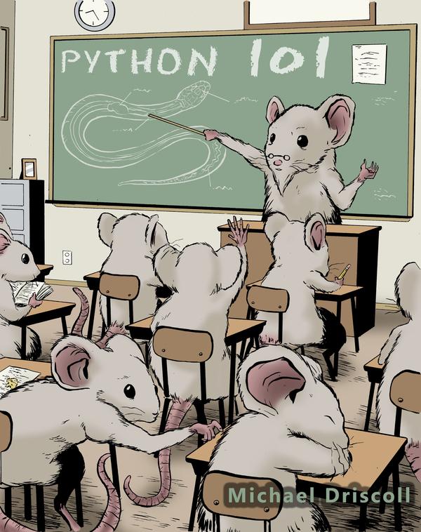 Ebook: Python 101 by Michael Driscoll za darmo (przecena z $15,98)