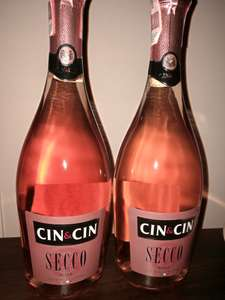 Cin Cin Secco Rose Tesco