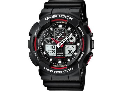 Zegarek Casio G-SHOCK | GA-100-1A4ER