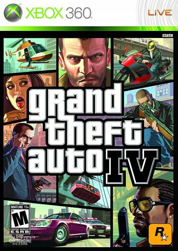 Grand Theft Auto IV (Xbox 360/One) VPN
