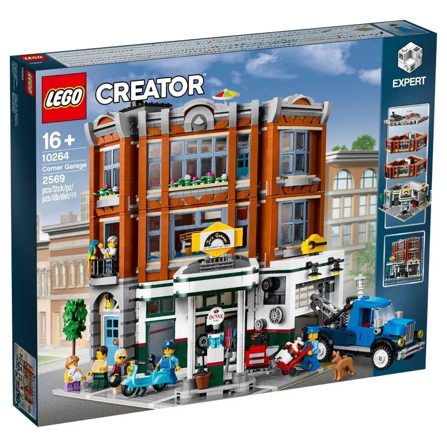 LEGO 10264 Creator Expert - Warsztat na rogu