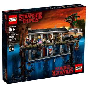 LEGO 75810 Stranger Things - Druga Strona