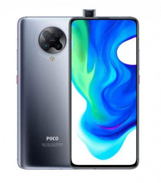 Smartfon Xiaomi POCO F2 6/128GB Grey Polska Dystrybucja Gwarancja 24m-ce,