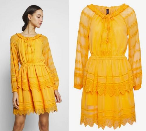 Jesiennie sukienki w @ZalandoLounge - przykłady
