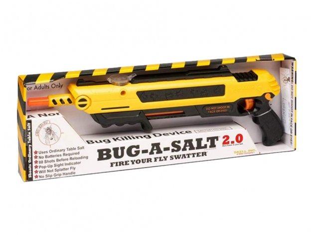 Dosol muchom! Karabinek Bug-A-Salt 2.0 na owady