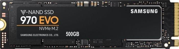 Dysk SSD Samsung 970 Evo 500 GB M.2 2280 PCI-E x4 Gen3 NVMe