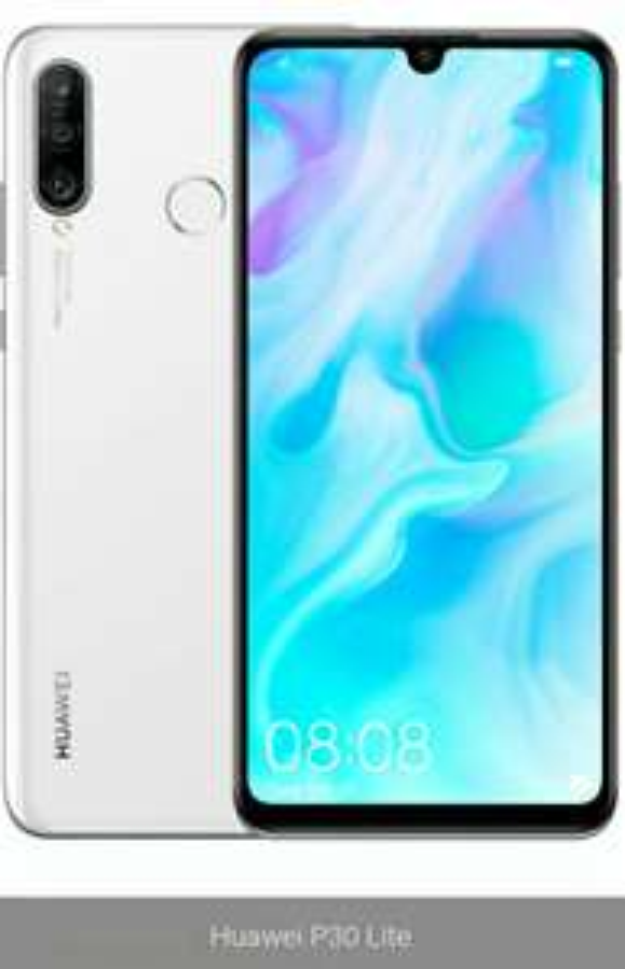 Huawei P30 lite biały