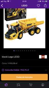 Lego Technic 42114 wildberries
