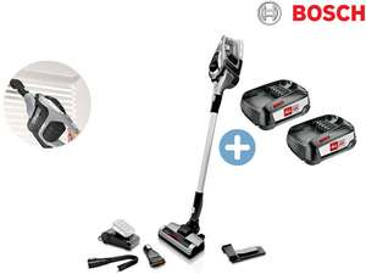 Odkurzacz bezprzewodowy Bosch Unlimited | 2x bateria | BCS1ULTD