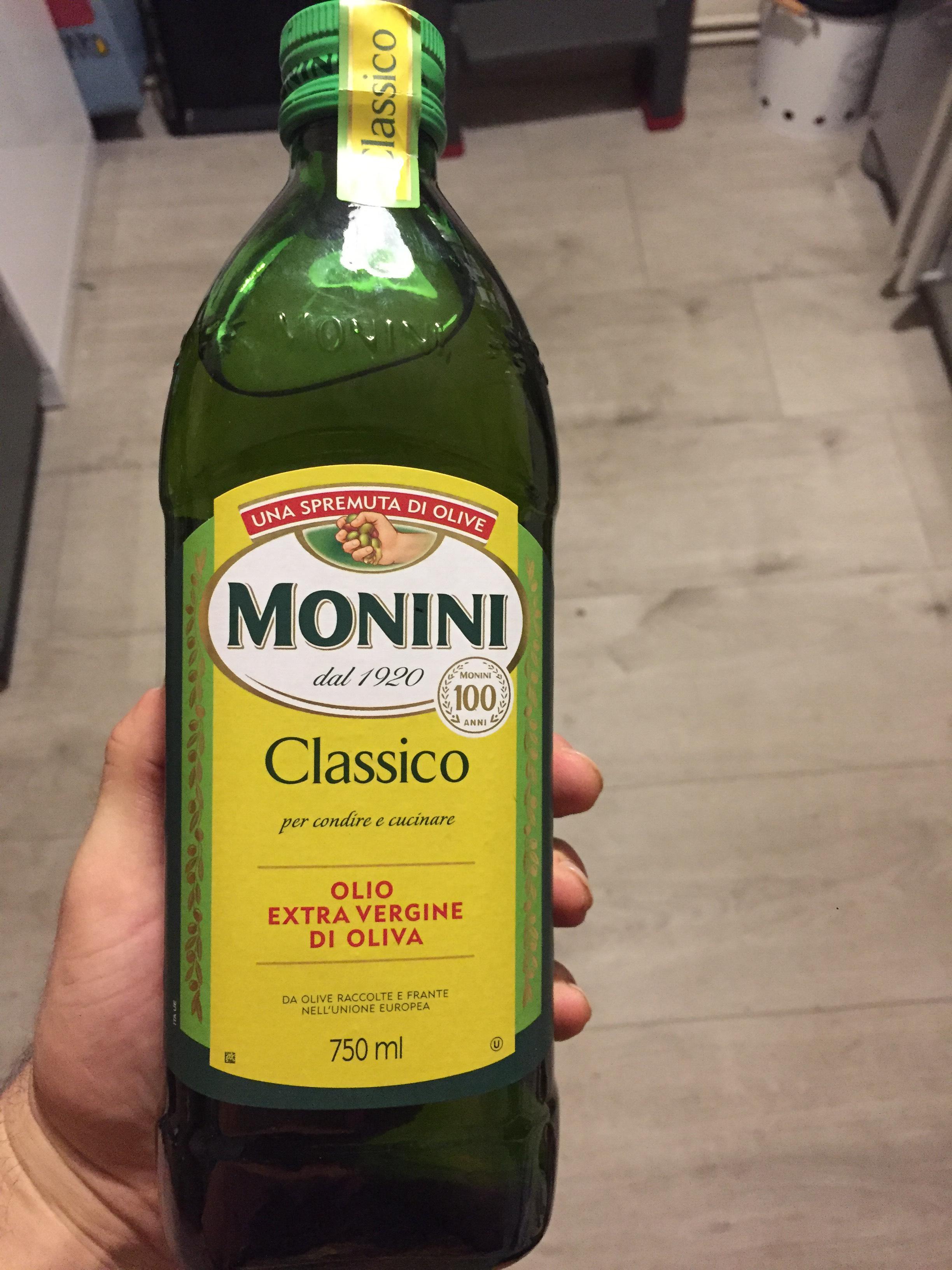 Oliwa z oliwek Monini Classico 750 ml @ Auchan
