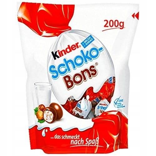 Schoko-Bons 200g - Biedronka Kraków Powstańców