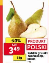 Polskie gruszki Konferencja 1 kg @Lidl