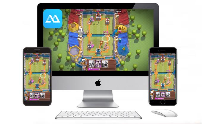 ApowerMirror - narzędzie do tworzenia kopii ekranu na Androida i iOS - Giveaway na rok.