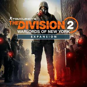 The Division 2 + Warlords of New York PS4 PSN