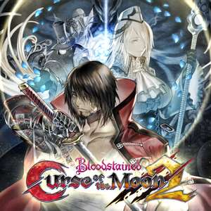 Bloodstained: Curse of the Moon za 20 zł i Bloodstained: Curse of the Moon 2 za 42 zł @ Switch