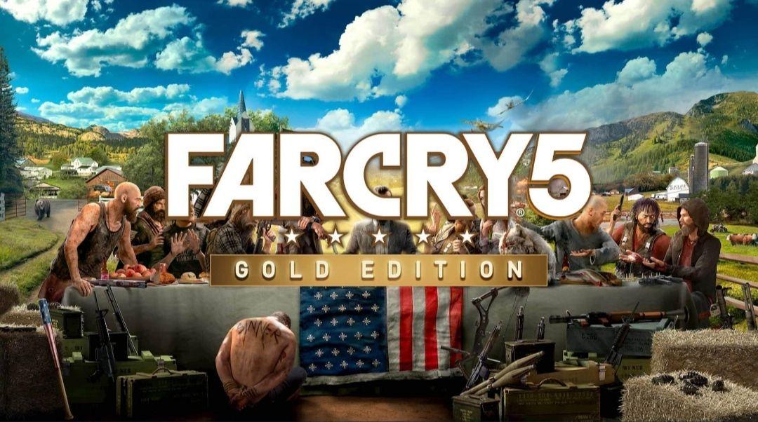 Far Cry 5 Gold Edition (PC) za 31,98 w Epicu