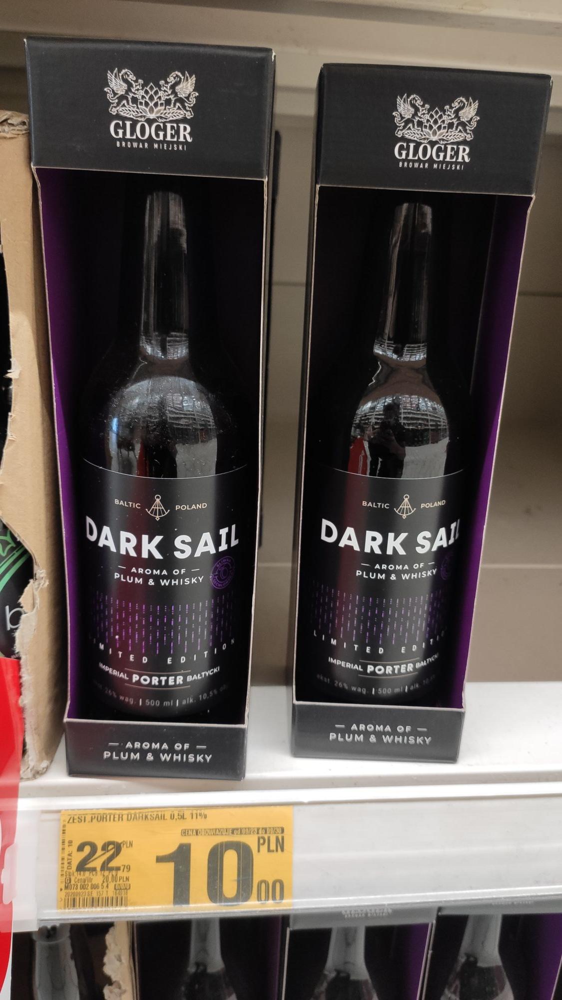 Porter Bałtycki Dark Sail