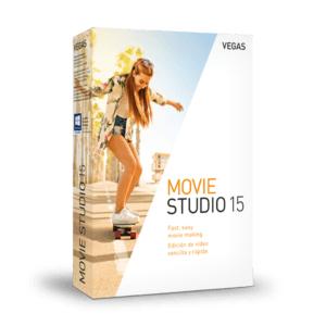 Vegas Movies Studio 15, tworzenie filmów (licencja dożywotnia, oficjalna strona internetowa) /Oprogramowanie