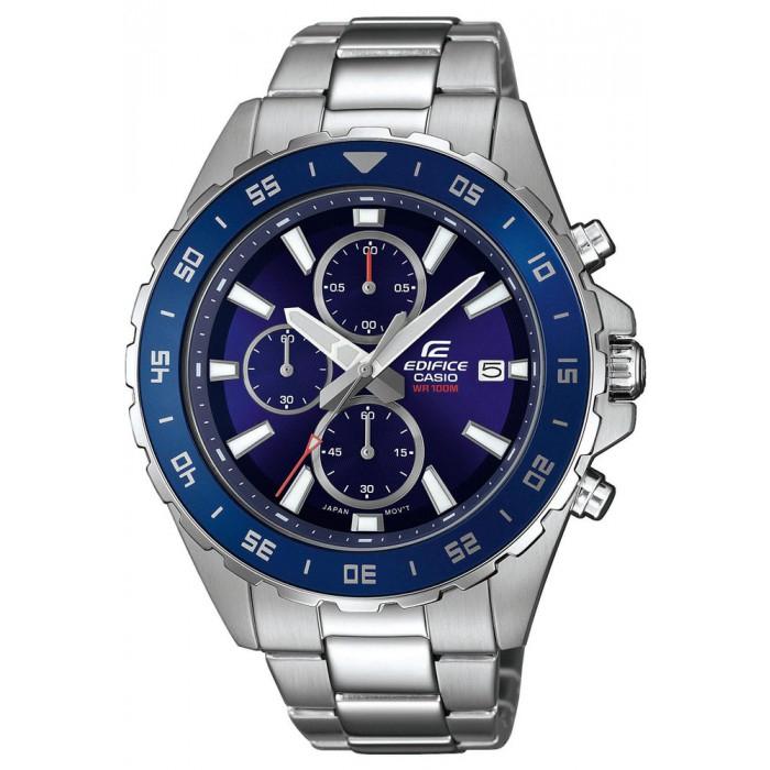 Zegarek Casio EFR-568D Edek/niebieski