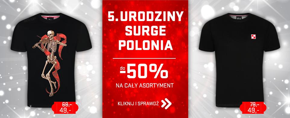 Surge Polonia do -50%