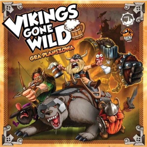 Vikings Gone Wild Games Factory