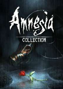 Amnesia Collection PC PL Steam