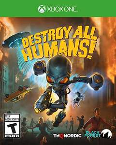 Destroy All Humans! Xbox 980,07 RUB