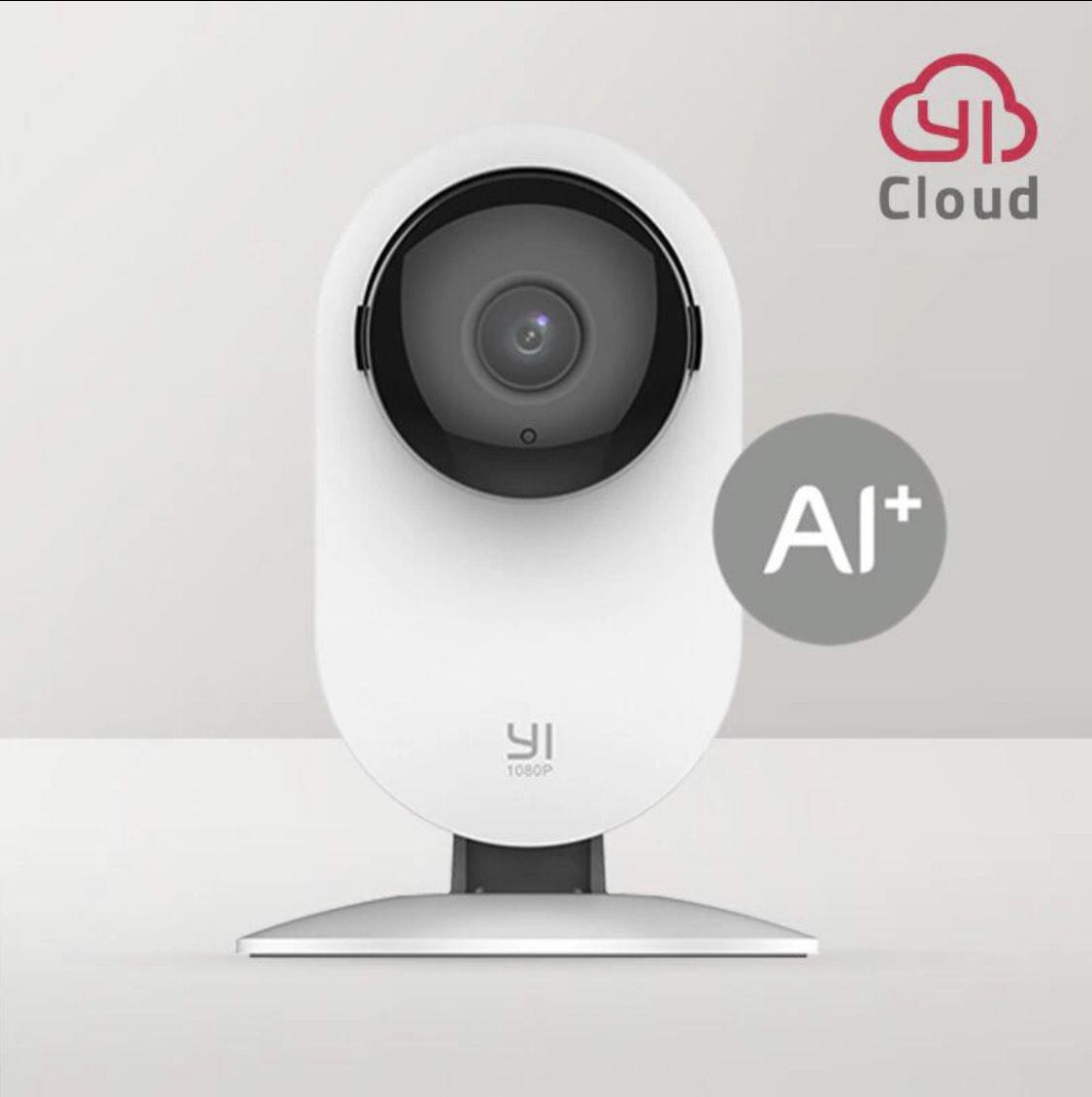 Kamera YI Home 1080P z wysyłka z Hiszpanii za 65.88 PLN! @ AliExpress