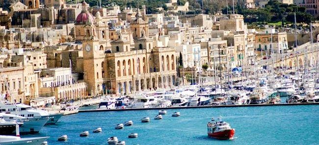 Lot na Malte Raianerem 44 zl w jedną strone