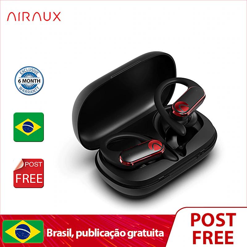 BlitzWolf AIRAUX UM3 TWS sportowe słuchawki bezprzewodowe bluetooth