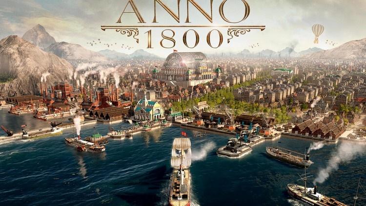 Anno 1800 Epic Games z kuponem -40zł
