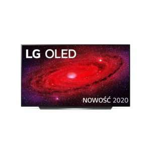 Telewizor LG OLED55CX3LA + 550zł na karcie podarunkowej = 5429zł