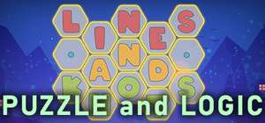 Puzzle - LINES AND KNOTS za darmo na Steam