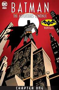 3 darmowe komiksy z Batmanem | Kindle & comiXology @Amazon