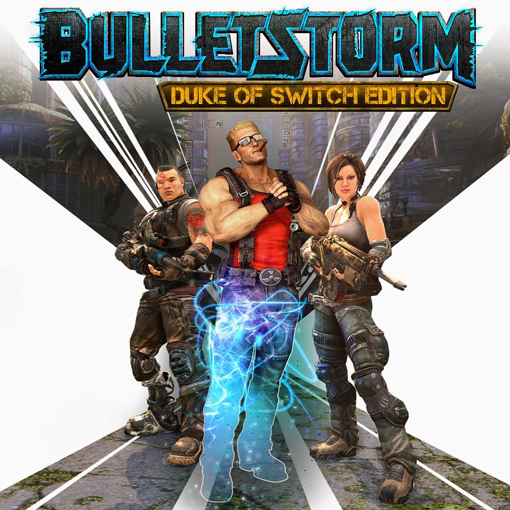 Promocje w Nintendo eShop – Bulletstorm: Duke of Switch Edition w niskiej cenie @ Switch