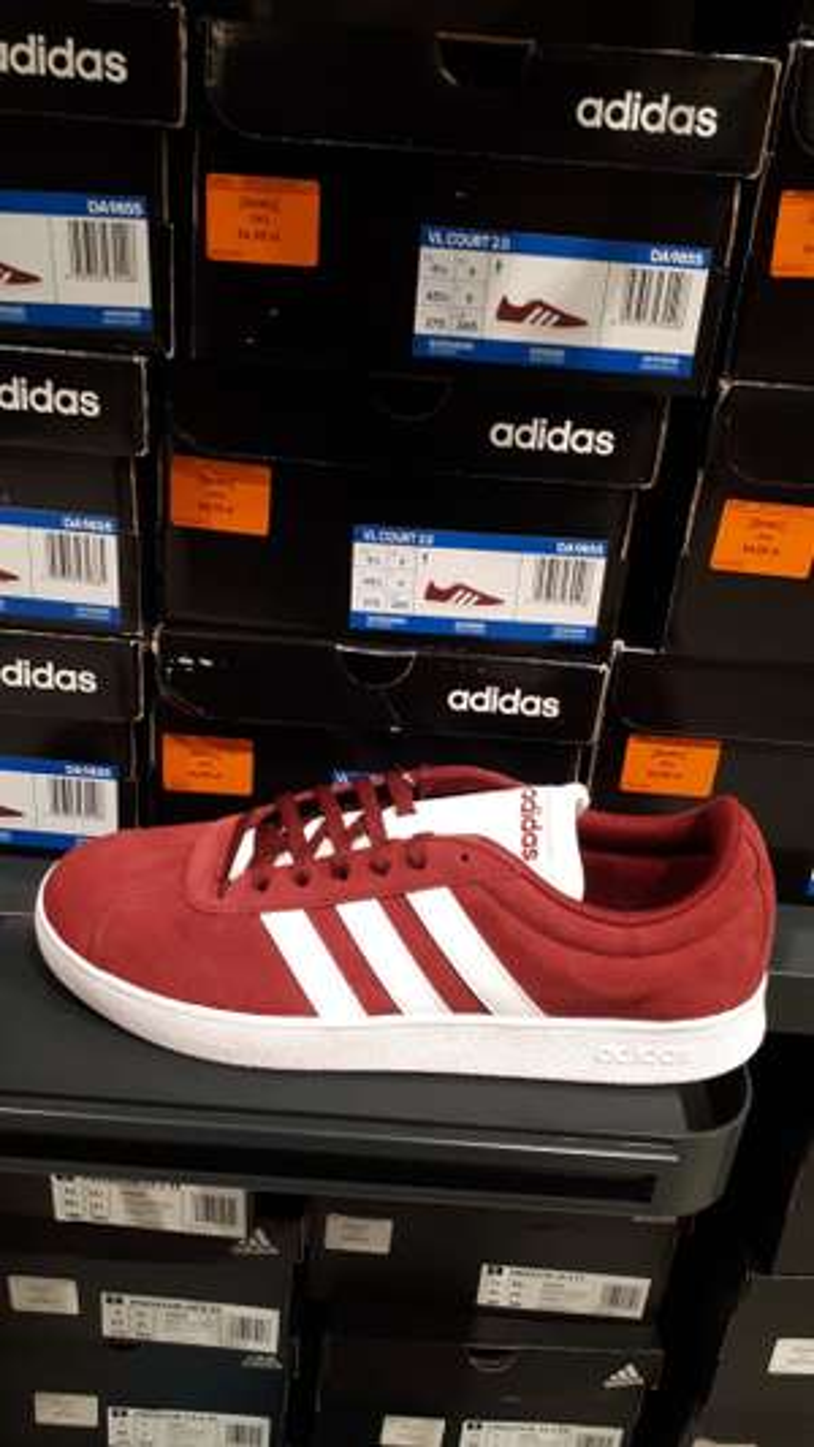 Adidas VL COURT 2.0 - Factory Gliwice