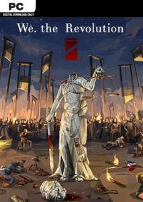 WE. THE REVOLUTION PC @ cdkeys.com