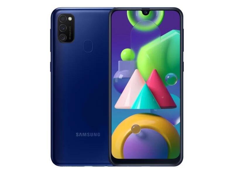 Samsung Galaxy M21 SM-M215F Blue /Black