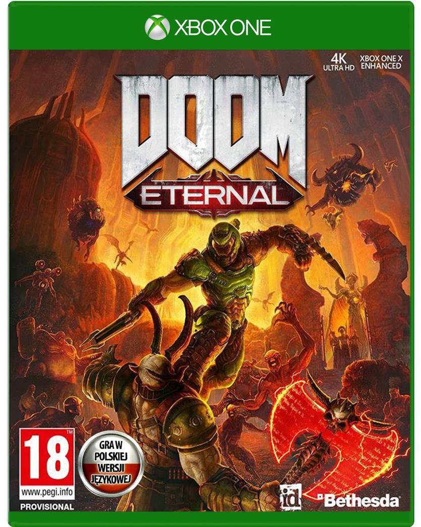 DOOM Eternal oficjalnie w Xbox Game Pass!