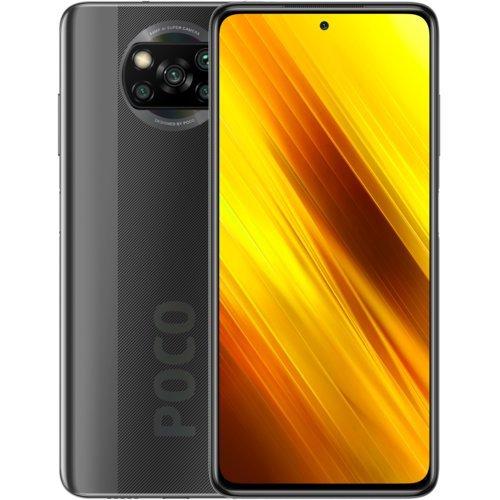 Smartfon POCO X3 6/128GB szary i niebieski
