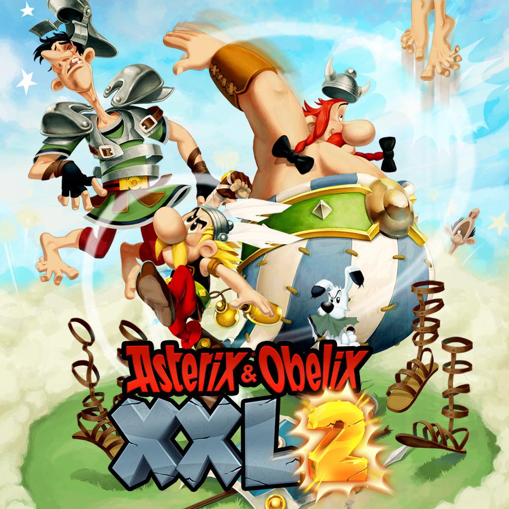 Promocje w Nintendo eShop – Asterix & Obelix XXL 2, seria Final Fantasy oraz inne gry Square Enix @ Switch
