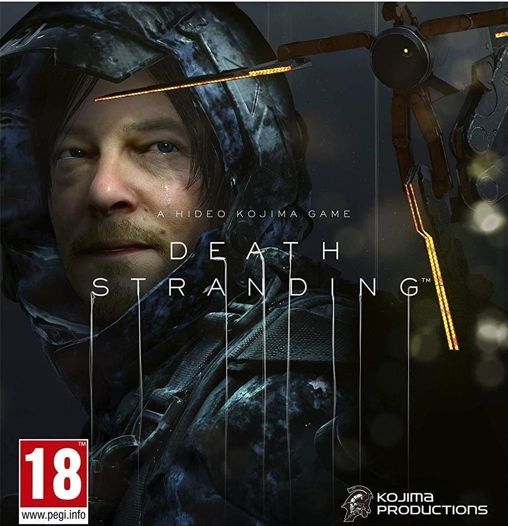 Death Standing PS4 PL